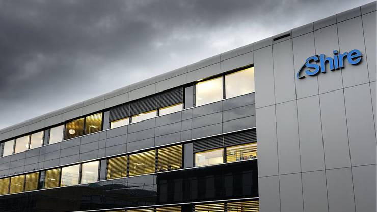 Für die Übernahme des irischen Pharma-Konzerns Shire liegt eine Offerte über 64 Milliarden Dollar des japanischen Unternehmens Takeda auf dem Tisch. (Symbolbild)