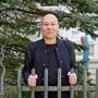 Der Komponist Dieter Ammann ist trotz seines weltweiten Erfolgs auch gern zu Hause bei seiner Familie.