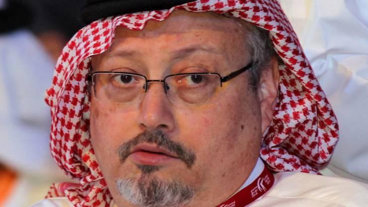 Verrechnet hat sich Saudi-Arabien mit der Ermordung des regierungskritischen Journalisten Jamal Khashoggi (Aufnahme vom Mai 2012) im Konsulat in Istanbul. Die Killeraktion zieht immer weitere Strafaktionen nach sich. Nun reagiert auch Deutschland.