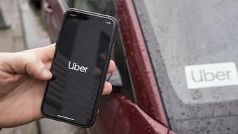 Uber wird ab Freitag auch in Olten verfügbar sein.