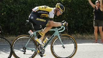 Wilco Kelderman - der neue Leader der Benelux-Rundfahrt