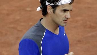 Federer in Madrid nach Marathon-Match eine Runde weiter