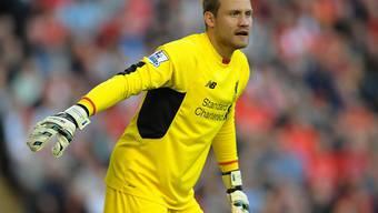 Derzeit kaum zu bezwingen: Liverpools Keeper Simon Mignolet