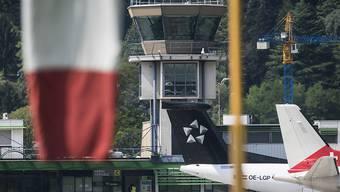 Alternative gesucht: Von Lugano aus sollen trotz der Betriebseinstellung von SkyWork Flugzeuge in Richtung Genf abheben. (Themenbild)