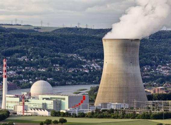 In Leibstadt steht das jüngste Kernkraftwerk der Schweiz. Es wurde 1984 in Betrieb genommen.