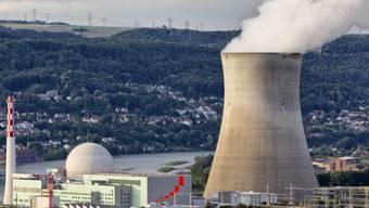 Die Schweizer Atomkraftwerke