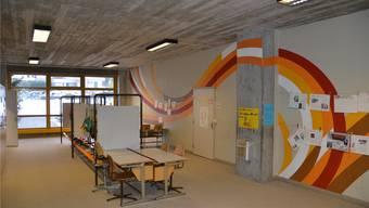 Durch Umbaumassnahmen im Innern wird der Nutzungsbereich des Gebäudes vergrössert. zvg