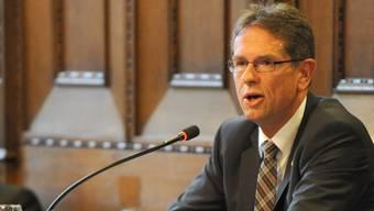 Markus Lehmann gibt das CVP-Präsidium nach mehr als 10 Jahren ab.