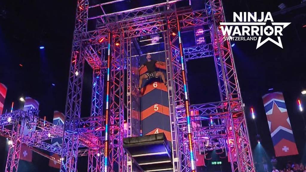 Jetzt online: Die 1. Episode der 1. Staffel «Ninja Warrior Switzerland»!