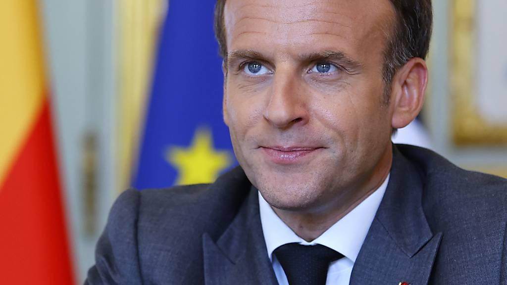 Nach Ohrfeige für Macron: Staatsanwaltschaft fordert 18 Monate