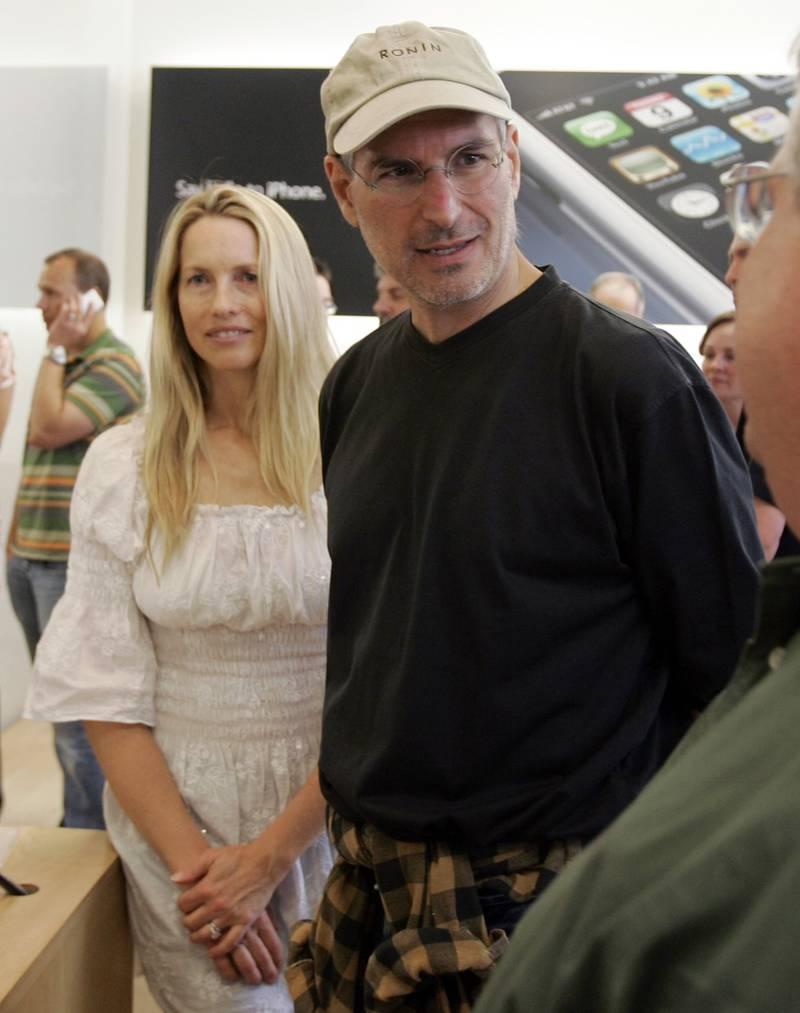 Laurene Steve Jobs