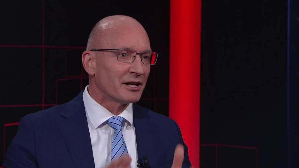 Emmi-CEO Urs Riedener