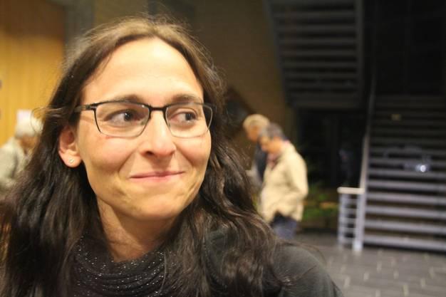 Sibylle Kölliker, 39, Schöftland