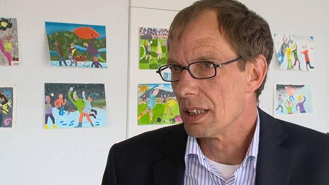 «Ich denke nicht, dass wir da klein beigegeben haben»: Jürg Lauener, Rektor der Sekundarschule Therwil
