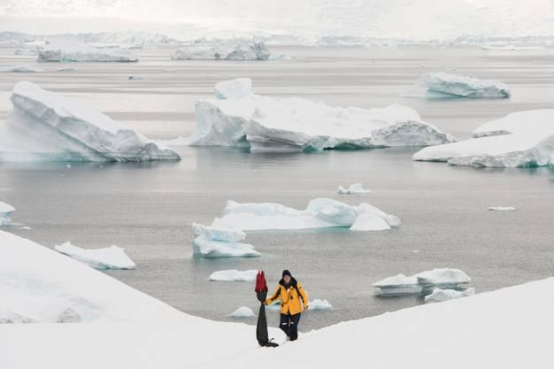 Wer wohnt in der arktis