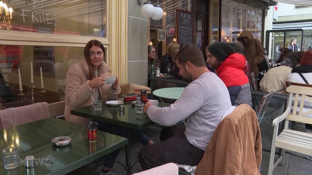 Ab sofort gelten in Bern neue Gastro-Regeln