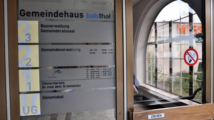 Die Gemeindeverwaltung in Balsthal hat seit dem Einzug der «kritisch-konstruktiven Bauschtler» (kkB) in den Gemeinderat deutlich mehr zu tun.