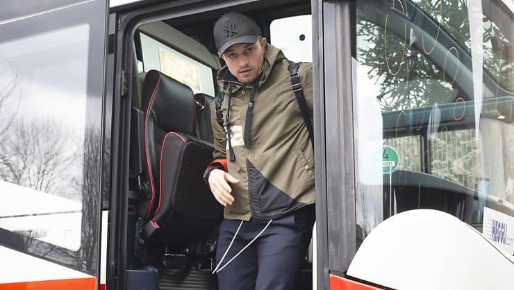Xherdan Shaqiri fehlt der Schweizer Nationalmannschaft zum Auftakt der EM-Qualifikation gegen Georgien und Dänemark