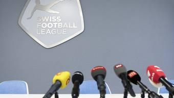 Die Swiss Football League präsentiert den Inhalt des 23-seitigen Schutzkonzepts