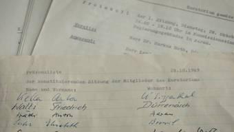 Was war Aarau für eine Stadt Ende der 1960er-Jahre und wie wurde über ein Gesetz für die Kulturförderung diskutiert? Drei Zeitzeugen, die alle selbst irgendwann Mitglieder des Kuratoriums waren, erzählen.