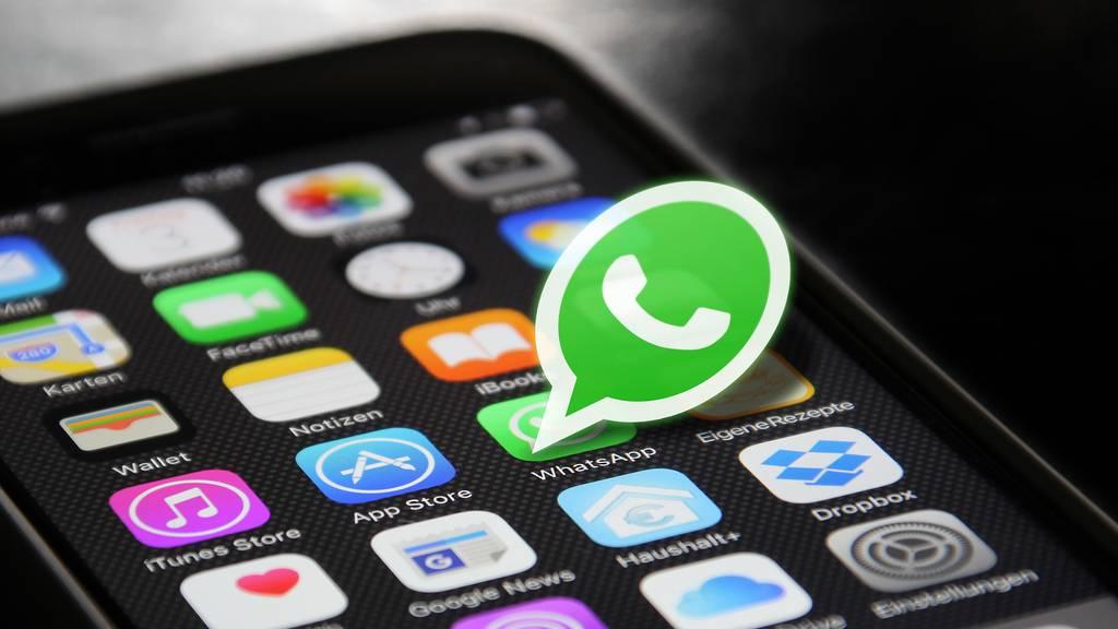 Selbstlöschende Bilder über Whatsapp verschicken