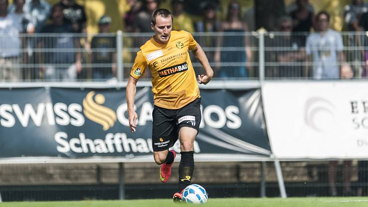 Igor Tadic kommt vom FC Schaffhausen ins Freiamt.