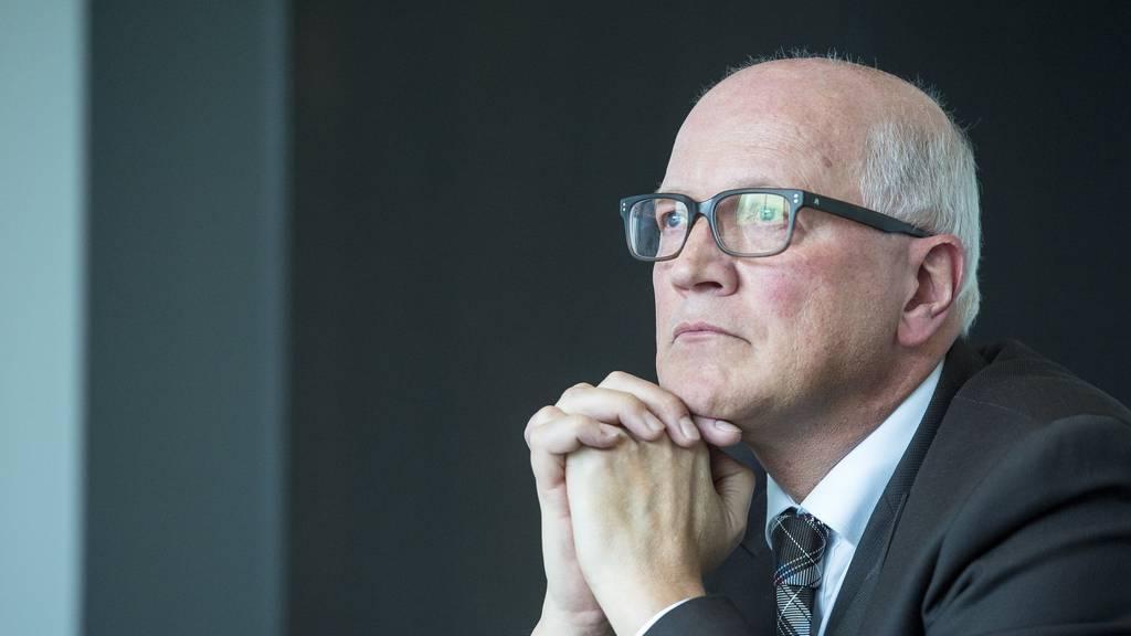 Der Kreuzlinger Stadtpräsident Andreas Netzle tritt zurück.
