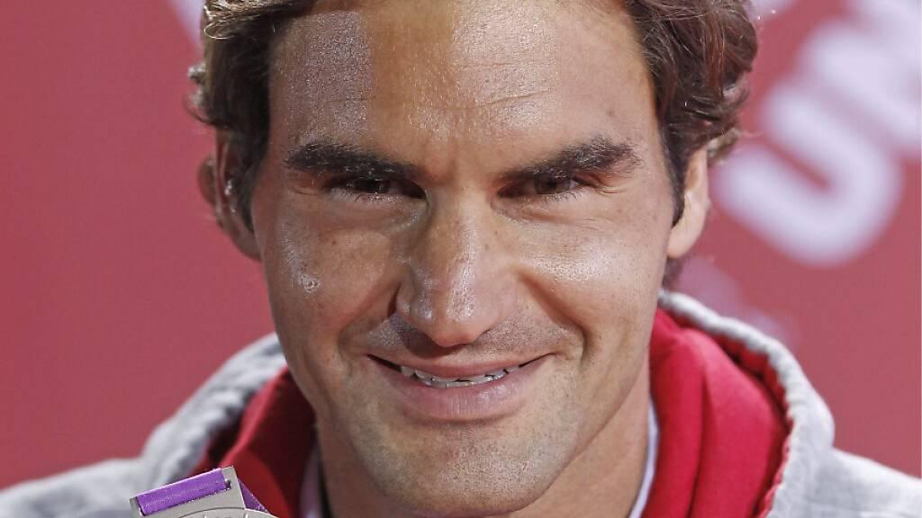 Federer, Bencic und Golubic für Olympia gemeldet