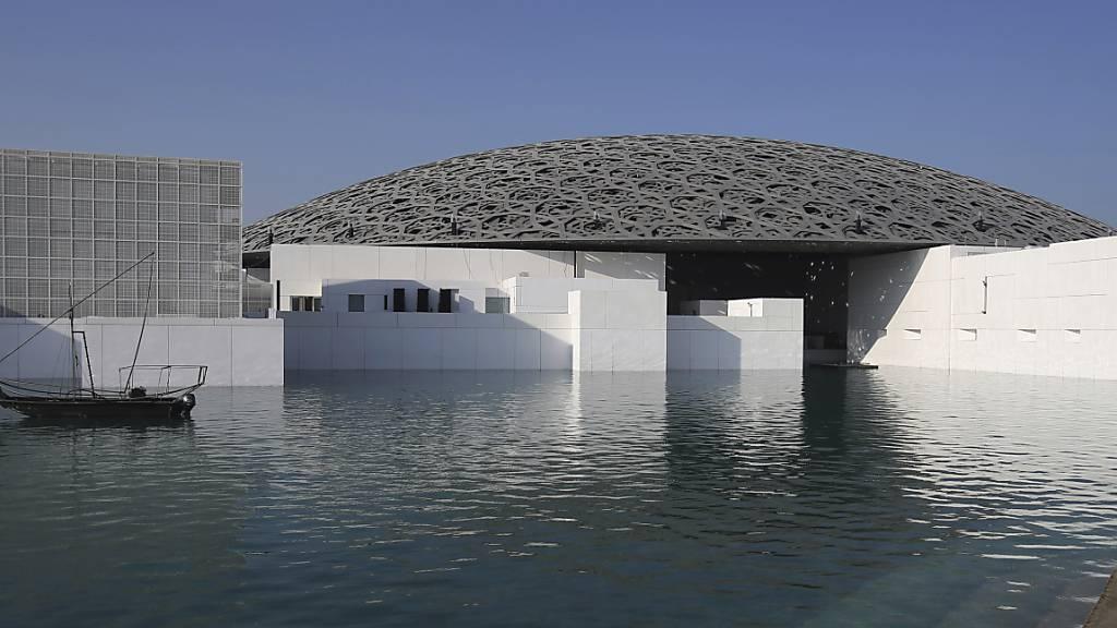 Louvre Abu Dhabi wieder geöffnet