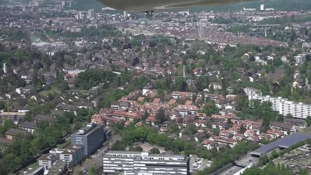 Swisstopo schiesst noch schärfere Luftbilder