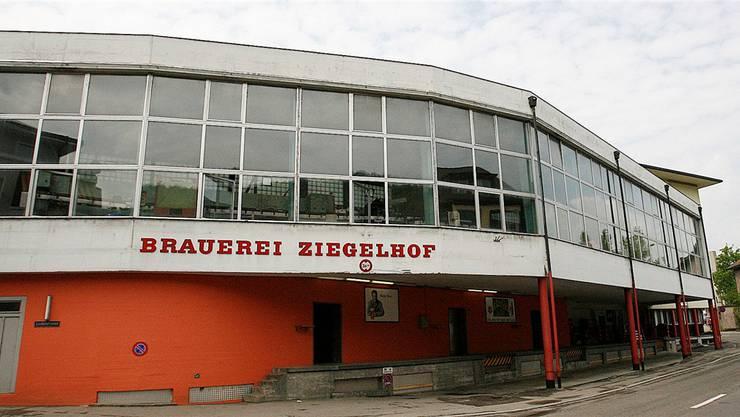 Die ehemalige Abfüllhalle soll weiterhin mit Konzerten zwischengenutzt werden, obwohl vor einer Woche Vandalen darin gewütet haben.