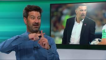 Ist der Aufruhr über die Doppeladler-Gesten übertrieben? Ist die Fifa noch glaubwürdig? Und kommt die Schweiz ins Achtelfinale? Rolf Cavalli, Chefredaktor a.i., und Fussballexperte François Schmid im WM-Talk.