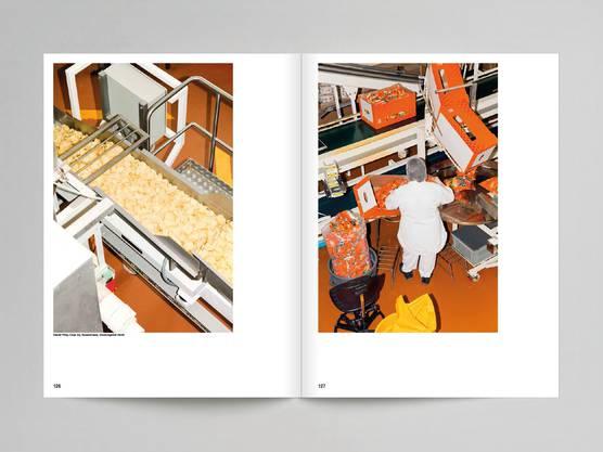 Zweifel Pomy-Chips AG, Kesselstrasse, Industriegebiet Härdli
