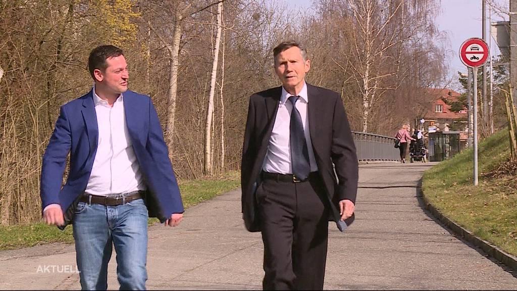 Urs Winzenried und Stefan Giezendanner wollen in den Grossen Rat