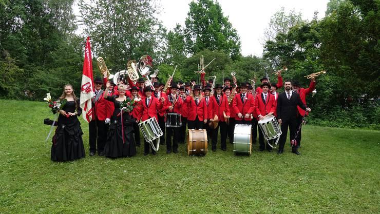 Die Musikgesellschaft Wangen gastierte erfolgreich im Oberland