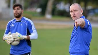 Patrick Bösch ist der neue Trainer des FC Grenchens