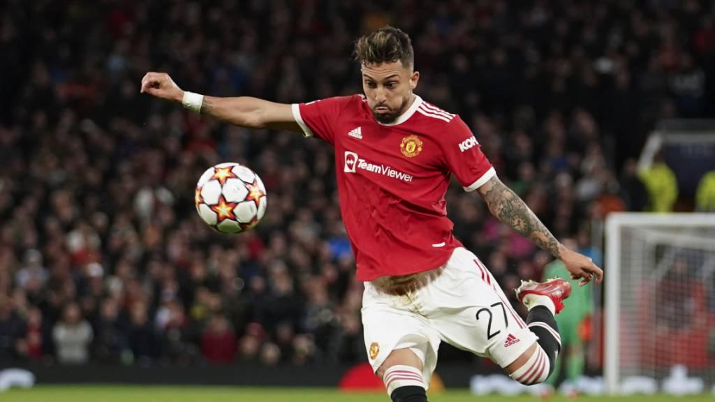 Ronaldo erlöst Manchester United in letzter Sekunde