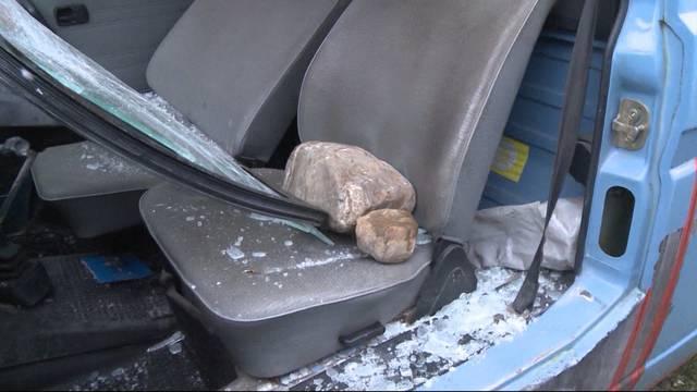 Über ein Dutzend Autos beim Kiff demoliert