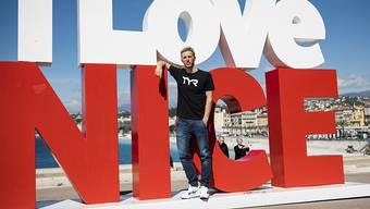 Jérémy Desplanches trainiert in Nizza hart für seine Träume