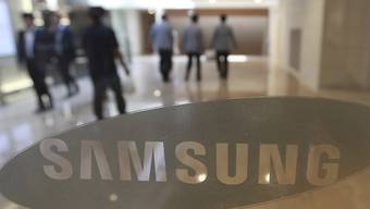 Der Apple-Rivale Samsung überrascht mit weitaus besseren Quartalszahlen als angenommen. (Archivbild)