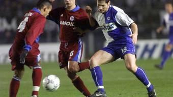 Servette sorgte mit dem 3:0 im Dezember 2001 auswärts bei Hertha Berlin für eine Schweizer Sternstunde im Europacup