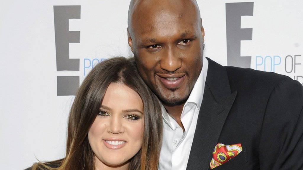 Endgültig ein Bild der Vergangenheit: Khloé Kardashian will den notorischen Fremdgeher Lamar Odom nicht zurückhaben (Archiv).