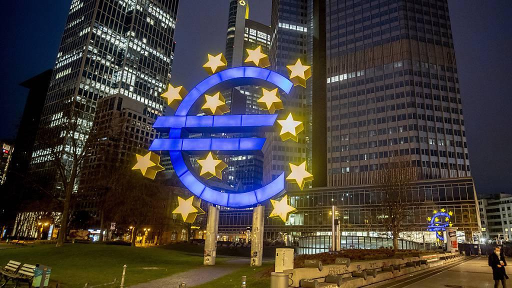 Europäische Zentralbank treibt digitalen Euro voran
