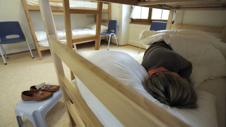 Der Bedarf nach Notschlafplätzen stieg letztes Jahr sowohl in der Stadt Zürich als auch in Urdorf.