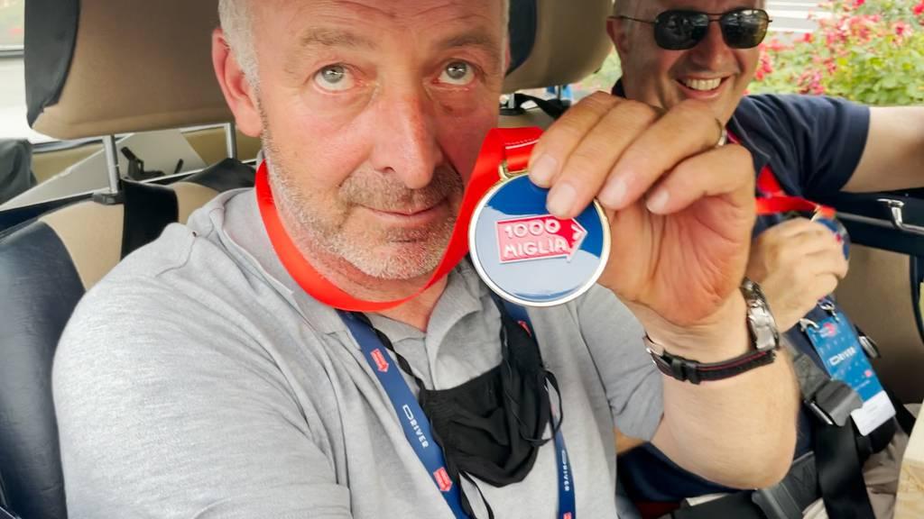 «Grossartig!» Aargauer beenden legendäres Oldtimer-Rennen