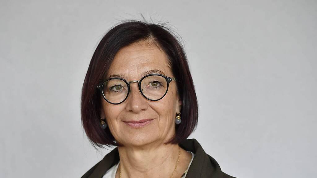 Die neue Präsidentin der Ärztevereinigung FMH, Yvonne Gilli, fordert einen stärkeren Einbezug der fachärztlichen Expertise in die Debatte um die Bekämpfung der Lungenkrankheit Covit-19. (Archivbild)