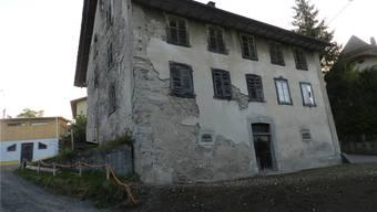 Im Haus des Seckelmeisters Antoni Isler befand sich früher eine Gaststätte. BA