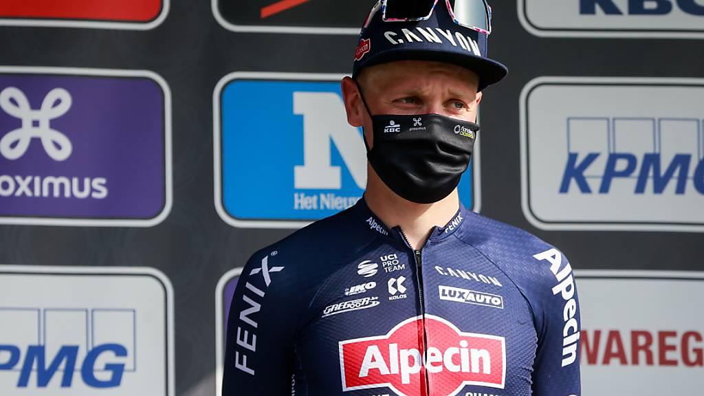 Der Sieg im Sprint der 2. Giro-Etappe ist der bislang grösste Karriere-Erfolg des Belgiers Tim Merlier