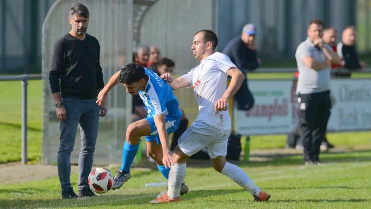 Der FC Subingen beendete die Vorrunde mit einem 2:1-Auswärtssieg beim FC Klus/Balsthal.