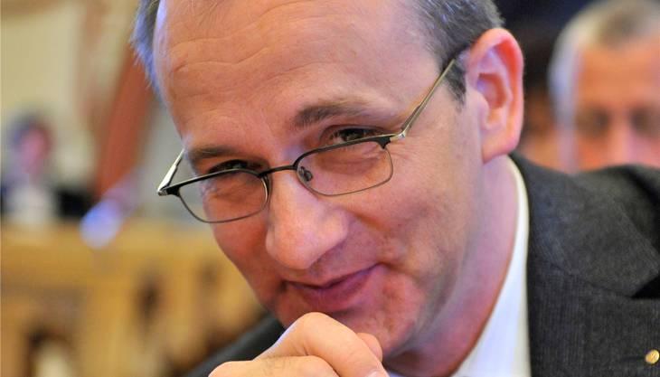 Will nochmals über alles nachdenken: FDP-Präsident Alex Kohli.